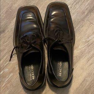 Kenneth Cole men's dress shoes size 9 1/2
